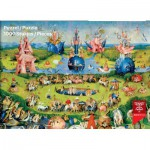 Puzzle  PuzzelMan-765 Bosch: The Garden of Delights