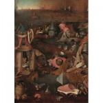 Puzzle  PuzzelMan-767 Bosch : The Last Judgment