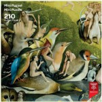 Puzzle  PuzzelMan-774 Bosch: Birds