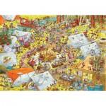 Puzzle  PuzzelMan-792 Rene Leisink - Scouting