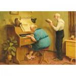Puzzle  PuzzelMan-793 Van Dokkum Marius
