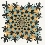 Puzzle  PuzzelMan-844 MC Escher - From Small to Large