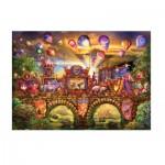 Puzzle  PuzzelMan-868 Ciro Marchetti - Carnivalle Parade