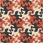 Puzzle   MC Escher - Hagedis