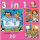 Noa : 3 puzzles in 1