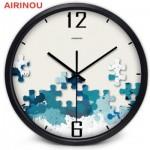 Airinou-B Wall Clock Puzzle - 12 inch (30 cm)