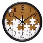 Airinou-M Wall Clock Puzzle - 12 inch (30 cm)