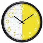 Airinou-Y Wall Clock Puzzle - 12 inch (30 cm)