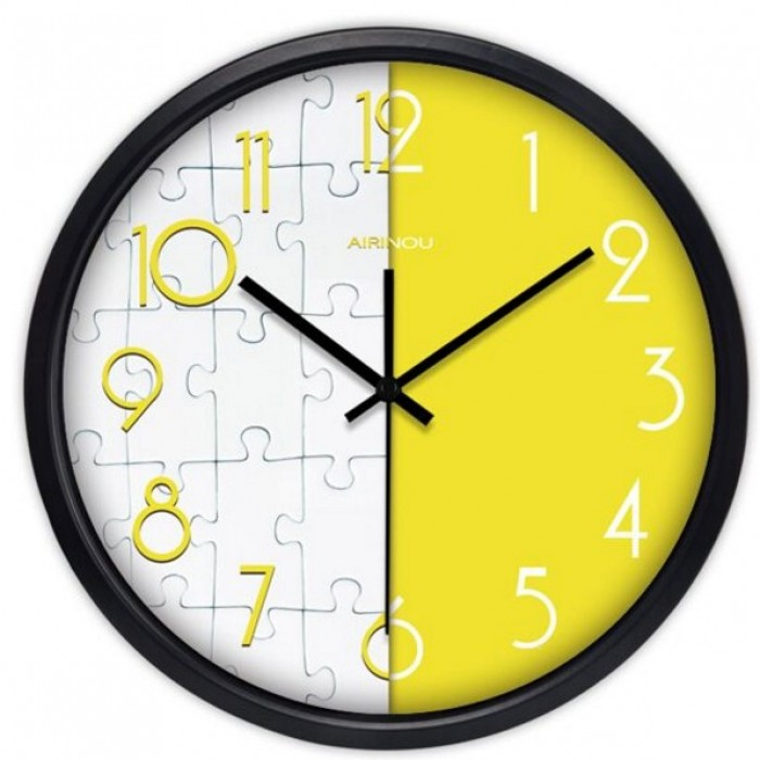 Wall Clock Puzzle - 12 inch (30 cm)