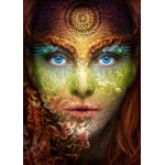 Grafika-Wood-00015 Wooden Jigsaw Puzzle - Nature Woman
