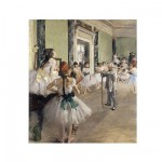 Puzzle-Michele-Wilson-A112-250 Jigsaw Puzzle - 250 Pieces - Art - Wooden - Degas : Dance Class