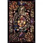 Puzzle-Michele-Wilson-A114-150 Jigsaw Puzzle - 150 Pieces - Art - Wooden - Renaissance Mosaic, 17th Century