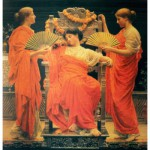 Puzzle  Puzzle-Michele-Wilson-A140-900 Albert Moore - Midsummer