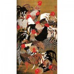 Puzzle-Michele-Wilson-A177-150 Wooden Jigsaw Puzzle - Japanese Art