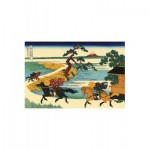 Puzzle-Michele-Wilson-A180-350 Wooden Jigsaw Puzzle - Hokusai