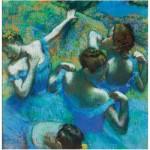 Puzzle-Michele-Wilson-A181-350 Wooden Puzzles - Edgar Degas: Blue Dancers