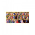 Puzzle-Michele-Wilson-A183-500 Wooden Jigsaw Puzzle - Fra Angelico