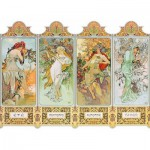 Puzzle-Michele-Wilson-A200-900 Wooden Puzzle - Mucha