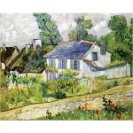 Puzzle  Puzzle-Michele-Wilson-A218-500 Vincent Van Gogh: House in Auvers