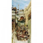 Puzzle-Michele-Wilson-A224-900 Wooden Puzzle - Sir Lawrence Alma-Tadema