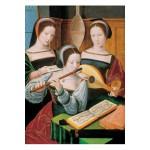 Puzzle  Puzzle-Michele-Wilson-A234-150 The Claudin de Sermisy's Song