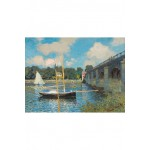 Puzzle  Puzzle-Michele-Wilson-A246-500 Claude Monet : Le Pont d'Argenteuil