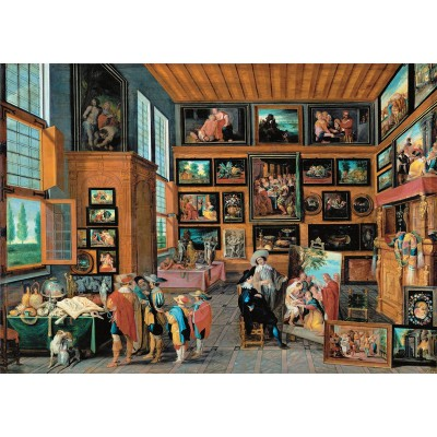 Puzzle-Michele-Wilson-A265-650 Jigsaw Puzzle - 650 Pieces - Art - Wooden - Michele Wilson - Jordaens : Art Gallery