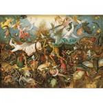 Puzzle-Michele-Wilson-A281-900 Jigsaw Puzzle - 900 Pieces - Art - Wooden - Michele Wilson - Bruegel : Rebel Angels Fall