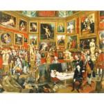 Puzzle  Puzzle-Michele-Wilson-A298-500 Zoffany: The Tribuna of the Uffizi