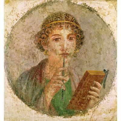 Puzzle Puzzle-Michele-Wilson-A323-80 Etruscan art: Portrait of a young woman