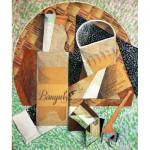 Puzzle  Puzzle-Michele-Wilson-A324-150 Gris Juan : The Banyuls' bottle