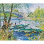 Puzzle  Puzzle-Michele-Wilson-A327-350 Vincent van Gogh: The fishery in Spring