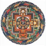 Puzzle-Michele-Wilson-A336-150 Jigsaw Puzzle - 150 Pieces - Art - Wooden - Vajrabhairava Mandala