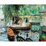 Puzzle-Michele-Wilson-A450-1200 Wooden Jigsaw Puzzle - Renoir Auguste