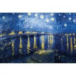 Puzzle-Michele-Wilson-A454-150 Wooden Jigsaw Puzzle - Van Gogh