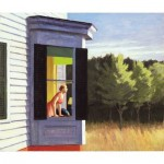 Puzzle-Michele-Wilson-A456-250 Wooden Jigsaw Puzzle - Edward Hopper: Cape Code Morning