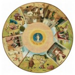 Puzzle-Michele-Wilson-A458-350 Wooden Jigsaw Puzzle - The Seven Deadly Sins