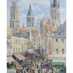 Puzzle-Michele-Wilson-A464-500 Wooden Jigsaw Puzzle - Pissarro