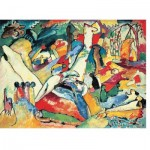 Puzzle  Puzzle-Michele-Wilson-A495-500 Vassily Kandinsky - Composition II, 1910