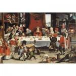 Puzzle-Michele-Wilson-A522-1200 Wooden Jigsaw Puzzle - Jan Mandjin