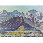 Puzzle-Michele-Wilson-A536-500 Wooden Jigsaw Puzzle - Ferdinand Hodler