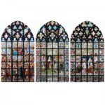 Puzzle-Michele-Wilson-A543-2500 Wooden Jigsaw Puzzle - Cathedral of Our Lady