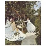 Puzzle-Michele-Wilson-A591-250 Wooden Jigsaw Puzzle - Claude Monet