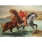 Puzzle-Michele-Wilson-A592-150 Wooden Jigsaw Puzzle - Delacroix