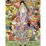Puzzle-Michele-Wilson-A609-80 Jigsaw Puzzle - 80 Pieces - Art - Wooden - Klimt : Maria Beer