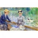 Puzzle-Michele-Wilson-A626-650 Wooden Jigsaw Puzzle - Morisot