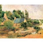 Puzzle  Puzzle-Michele-Wilson-A634-250 Paul Gauguin - Washerwomen at Pont-Aven, 1886