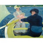 Puzzle  Puzzle-Michele-Wilson-A635-250 Mary Cassatt - The Boat Trip