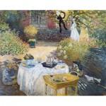 Puzzle-Michele-Wilson-A643-1000 Wooden Puzzle - Claude Monet