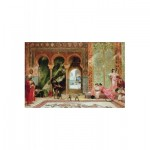 Puzzle-Michele-Wilson-A645-900 Wooden Jigsaw Puzzle - Benjamin Constant